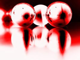 red bubble by Enkiantus