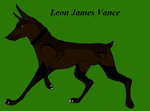 Leon James Vance by WildSpirit-Forever