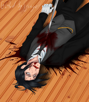 Sebastian dead moment Colored by Egenysh