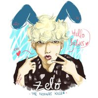 zelo the noonas killer by nxaoi