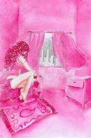 Pink Room by juserra