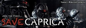 Save Caprica Banner 6 by BSG75