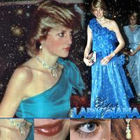 Lady Diana - Blend by AreliCyrusBieber