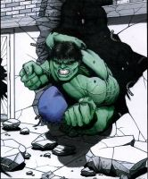 The Incredible HULK by KSowinski