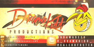 DramaKiDD Productions Banner by DramaSama