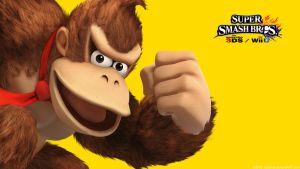 Donkey Kong|Wallpaper|Super Smash Bros. Wii U/3DS by Gibarrar