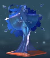 Tumblr Challenge: ARTICUNO GIJINKA. by Billiam-X