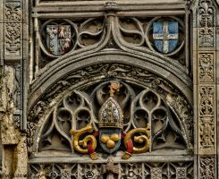 Canterbury cathedral 04 by forgottenson1