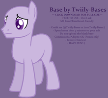 MLP Base 313 by Twiily-Bases