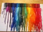 Crayon Melt :3 by xionDreamer