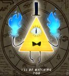 Bill Cipher by NikkTheHuman