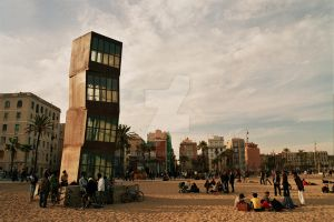 Barceloneta by jmbtech