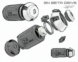 GN Beta Drive Schematic by Tekka-Croe