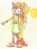 Goldhedgehog contest entry by raikoufighter