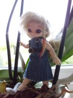 My little BJD.... Eowyn by LastSpark