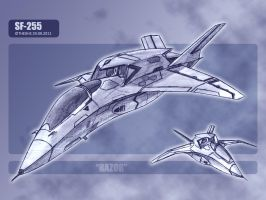 SF-255 Razor by TheXHS