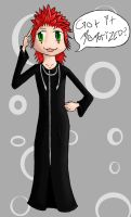 Axel chibi by wolfpupgrl14