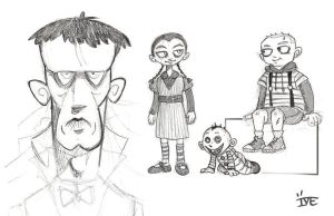 The Addams by inkjava