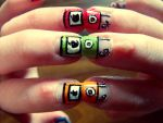 iPods! by TheWorldIsLove