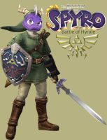 The Ledgend of Spyro! Continued? by gerotto1