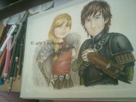 Fun Drawing by Aty-S-Behsam