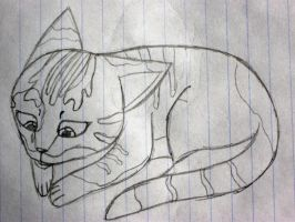 .:Lonely Kitty:. by CrazyMeliMelo