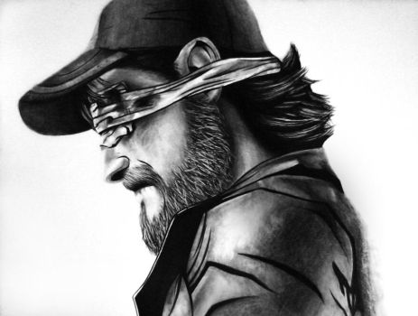 Kenny - The Walking Dead by Names76