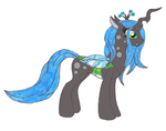 Queen Chrysalis by Onse227