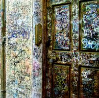 The Door. by typiicaltaylor