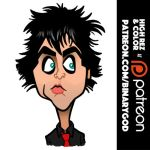 Billie Joe Armstrong by b1naryg0d