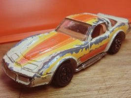 Fast 111's Vette by happymouse666