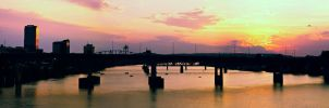 Little Rock Pano by joelht74
