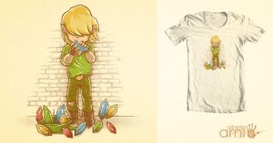 After the Adventure - Shirt by AlbertoArni