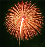 Canfield Fireworks 2009 6 by WDWParksGal-Stock