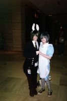 A-Kon 2014 Black Butler in Wonderland by KittyChanBB