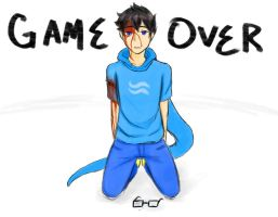 Game Over by Lilanjix
