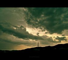 Cloudy Eve by sampi1