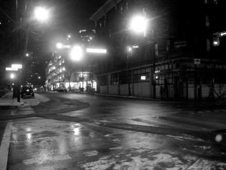 Late Night In Vancouver by IntoTheHollow
