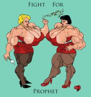Fight for Prophet by SinDD