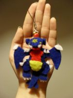 Petit Garchomp by Sexual-Pancake
