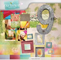 Exclusive - Contest Pack by So-ghislaine