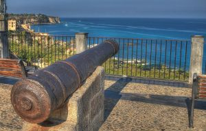The Cannon of Tropea - HDR by yoctox