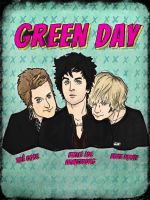 Green Day by LilRoxyMarlene
