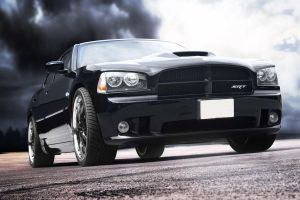 Dodge Charger by jamodu