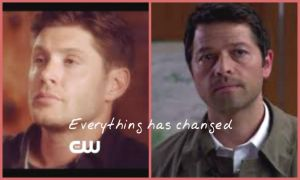 Everything has changed-Destiel by holster262