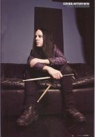 Joey Jordison by DeadInHollywood13