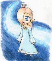 unfinished Rosalina pic by Evomanaphy