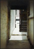 iPhoneography   Alley by Gerald-Bostock