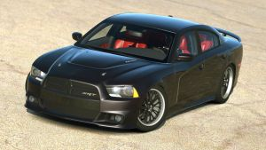 2011 Dodge Charger SRT8 (Gran Turismo 6) by Vertualissimo