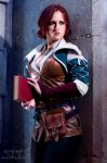 Triss Merigold by TerminaCosplay